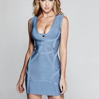 Brania Bandage Dress at Guess
