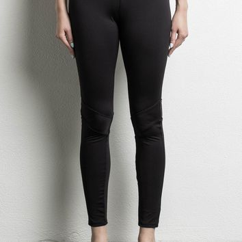 trail legging sport / black