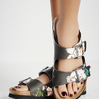 Free People Arizona Floral Birkenstock