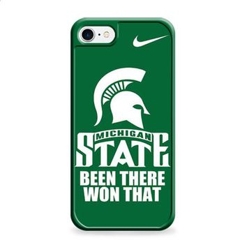 Michigan State Spartans iPhone 6 | iPhone 6S case