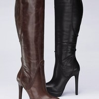 Stiletto Boot - Jessica Simpson- - Victoria's Secret