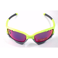 New Oakley Sunglasses Racing Jacket Retina Burn Prizm Road oo9171-3962