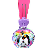 LISA FRANK PENGUIN HEADPHONES