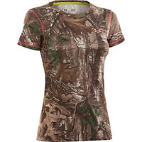 Women's Under Armour EVO HeatGear T-Shirt | Scheels