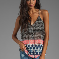 Eight Sixty Boho Tank in Grand Canyon Print from REVOLVEclothing.com
