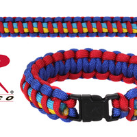 Autism Awareness Paracord Bracelet
