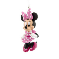 Hallmark Disney Minnie Mouse Bowtique Christmas Ornament