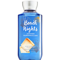 Beach Nights - Summer Marshmallow Shower Gel - Signature Collection | Bath And Body Works