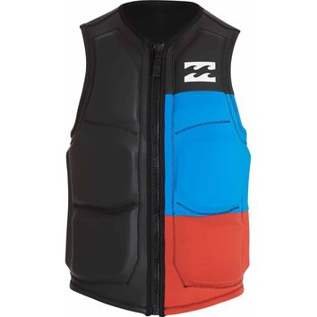 Billabong Tribong Wakeboard Life Vest - Black