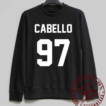 Camila Cabello Shirt Fifth Harmony Sweatshirt Sweater  Shirt Hoodie – Size XS S M L XL