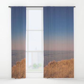 Sit & Wonder Window Curtains by Faded  Photos