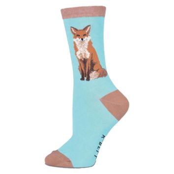 Foxy Sox Crew Socks - Women's