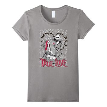 Disney Nightmare Before Christmas True Love T Shirt