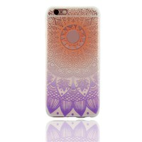 New Lace Floral Case for iPhone 6s 7 7Plus iPhone X 8 Plus & Gift Box