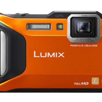 LUMIX DMC-FT5D Wi-Fi Enabled Adventure Tough Camera