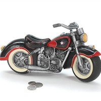 Motorcycle Bank - Harley-Davidson Inspired