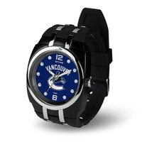 Vancouver Canucks NHL Crusher Series Mens Watch