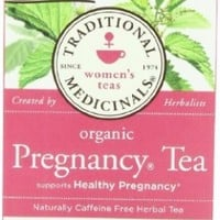 Traditional Medicinals Organic Pregnancy Tea, 16 Tea Bags (Pack of 6)