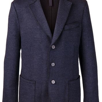 Harris Wharf London Herringbone Jacket