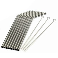 Drinking Straws - Stainless Steel