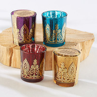 Indian Colorful Henna Votives