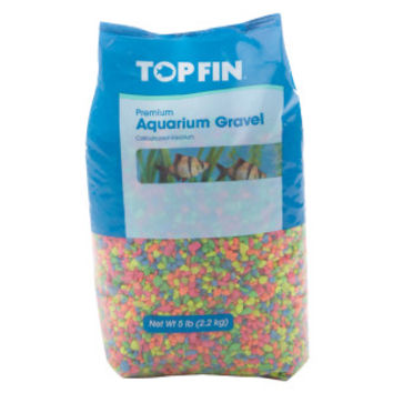 Top Fin® Aquarium Gravel Assorted- 5 and 25 lbs. - Gravel & Sand - Fish - PetSmart