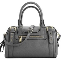 Steve Madden Milly Buckle Satchel