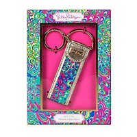 Lilly's Lagoon Key Fob by Lilly Pulitzer