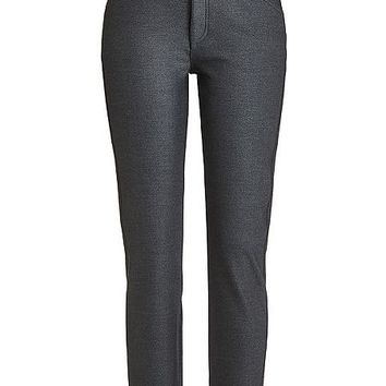 Technical tweed trousers