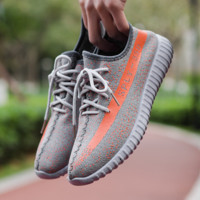 Fashion Yeezy Boost Sneakers Breathable Athletic Sports Shoes