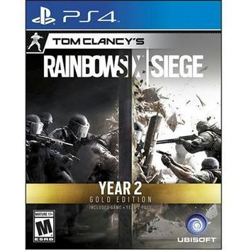 Tc Rainbow Six Seige Yr2 Ps4
