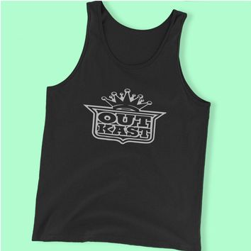 Outkast Cool Funny Logo Men'S Tank Top