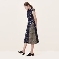 Durham Mixed Daisy Lace Dress