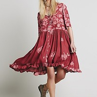 Free People Womens FP X Road Trip Dress