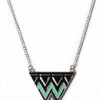 Arrowhead Chain Necklace - Trendy Necklaces at Pinkice.com