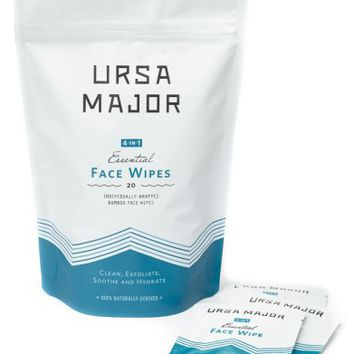 Ursa Major 4-in-1 Essential Face Wipes | Nordstrom