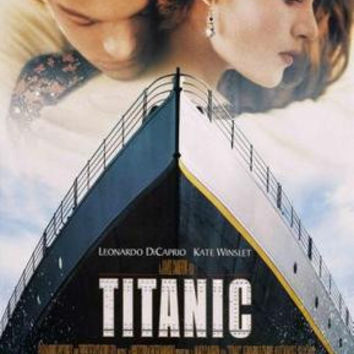 "Titanic Movie Poster 16""x24"""