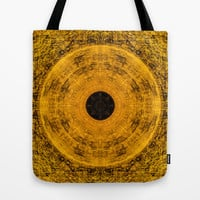 Solid Gold Tote Bag by Bruce Stanfield