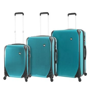 Fontina Hard Side Spinner Luggage 3PC Set