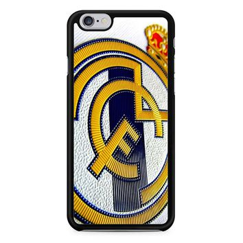Real Madrid Logo iPhone 6/6S Case