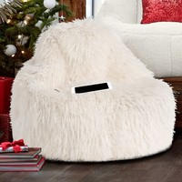 Furlicious Leanback Lounger Speaker Media Chair