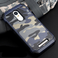 Hybrid Camouflage Shockproof Case Defendered Cover For Xiaomi Redmi Note 3 Redmi Note 3 Pro Hard Case Protective Shell