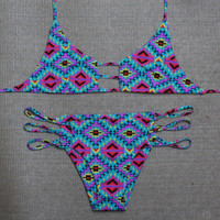 Aztec Boho Comfortable Swimsuits