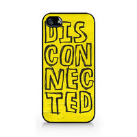 IPC-225 - DISCONNECTED - 5SOS - 5 Seconds of Summer - iPhone 4 / iPhone 4S / iPhone 5 / iPhone 5C / iPhone 5S