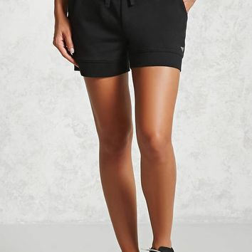 Active French Terry Knit Shorts