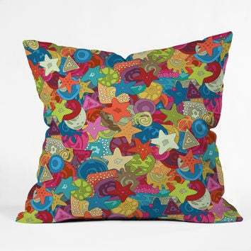 Milli Home Decorative Pillows : Shop Starfish Pillow Patterns on Wanelo