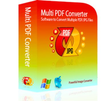 Multi PDF Converter 5.3 Crack License Key Free Download
