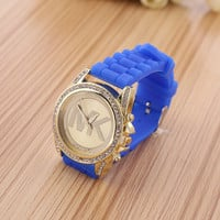 New Arrival Awesome Designer's Good Price Trendy Stylish Gift Great Deal Sweets Silicone Luxury Fashion Watch [9516254404]