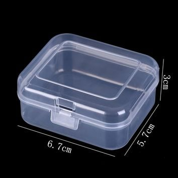 6.7*5.7*3cm Watch Box Storage Case Travel Retail Box Jewellery Box For Bangle Jewelry Wrist Watch Box step count Watch holder