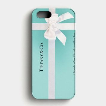 Tiffany And Co Exclusive iPhone SE Case
